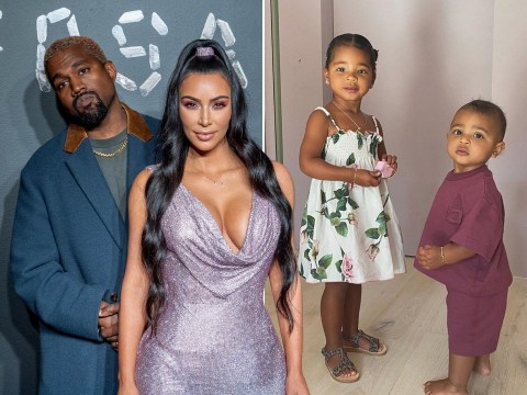 Kim Kardashian focuses on family as she posts sweet pic of Psalm and True after tense reunion with Kanye West