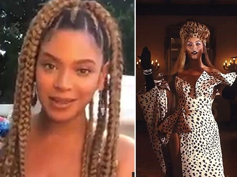 Beyonce hopes Disney Plus film Black Is King will 'shift global perception' as she gives rare interview