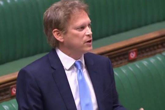 Air bridge announcement ditched again as minister says it's Scotland's fault (Picture: Parliament TV)