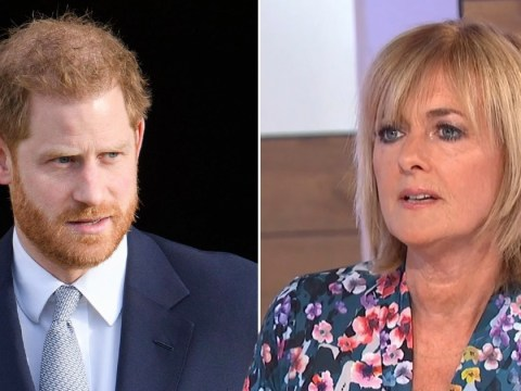 Loose Women's Jane Moore criticises Prince Harry's apology for endemic racism in the UK