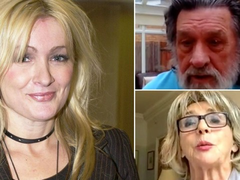 The Royle Family's Ricky Tomlinson and Sue Johnston reunite to remember Caroline Aherne on fourth anniversary of her death