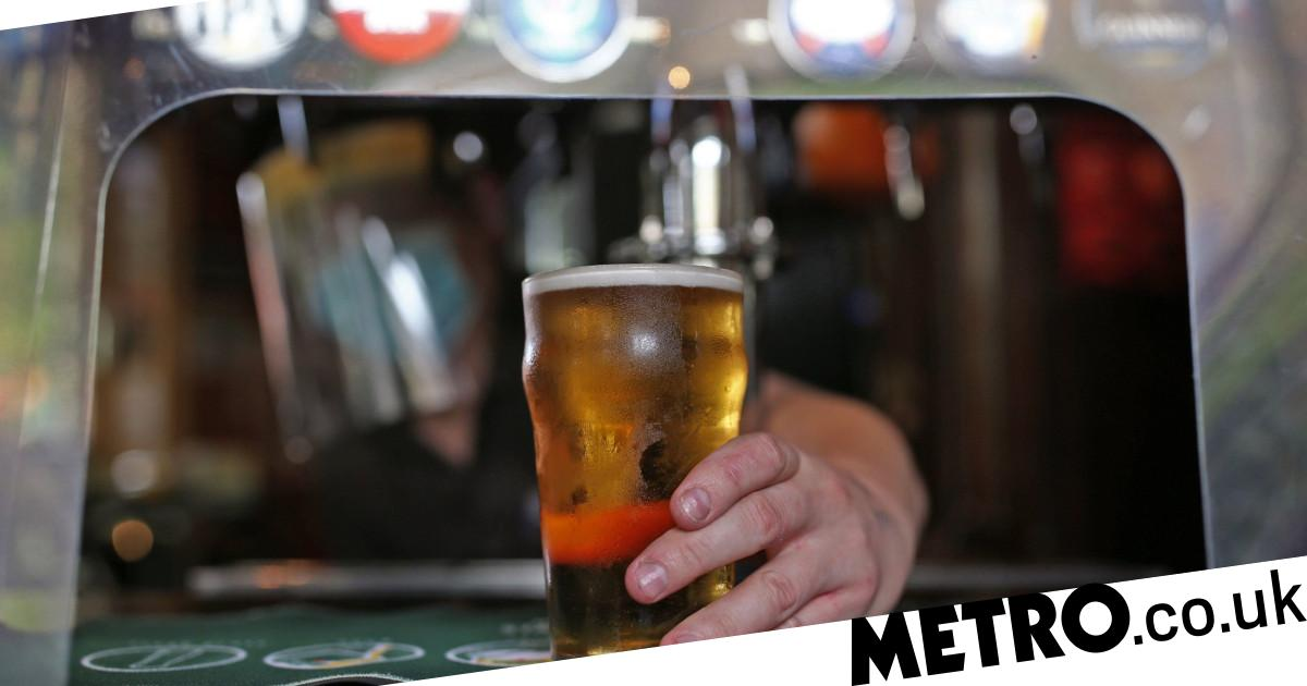Can you take someone home from the pub as lockdown measures change? - metro