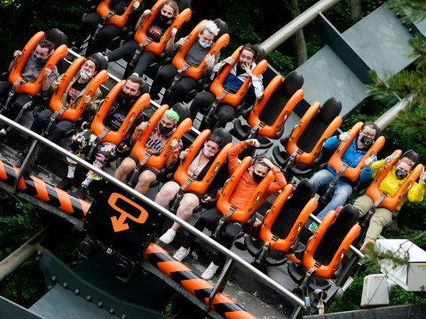 Are Alton Towers and Thorpe Park open and what are the new safety rules?