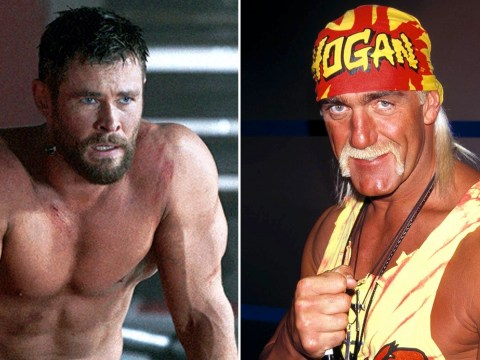 Chris Hemsworth needs to be in 'positive mental state' for gruelling Hulk Hogan biopic transformation