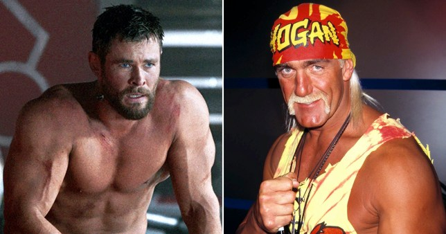 Chris Hemsworth will have to get even bigger to play Hulk Hogan