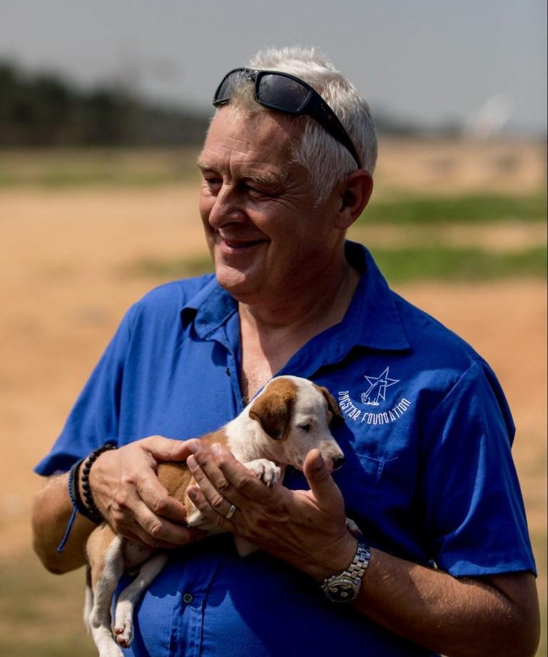 Dogstar Foundation owner Mark Green.