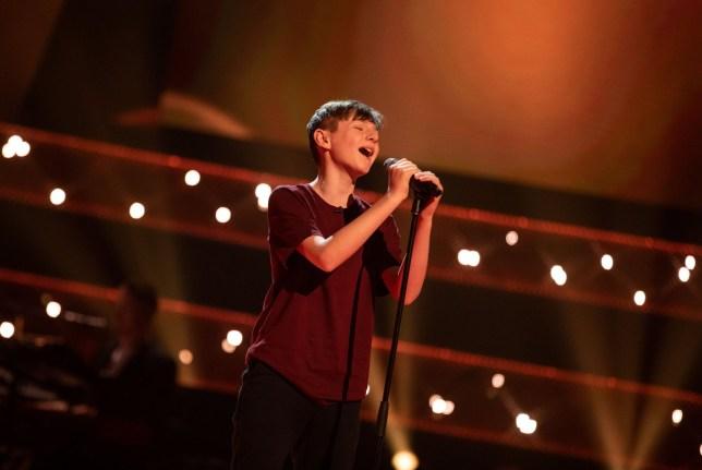 The Voice Kids' Dara McNicholl
