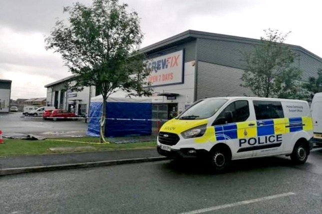 A man has died after an attack at a Screwfix store when two men got into a row.Andrew Webster was rushed to hospital after an altercation with another man at the store on Gateway Trade Park, in Warrington, last Thursday.The 51-year-old suffered serious injuries during the assault and was left fighting for his life.