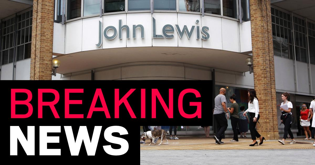 John Lewis to permanently close eight department stores with 1,300 jobs at risk - metro