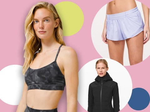 Lululemon is having a massive warehouse sale and it's selling out like crazy