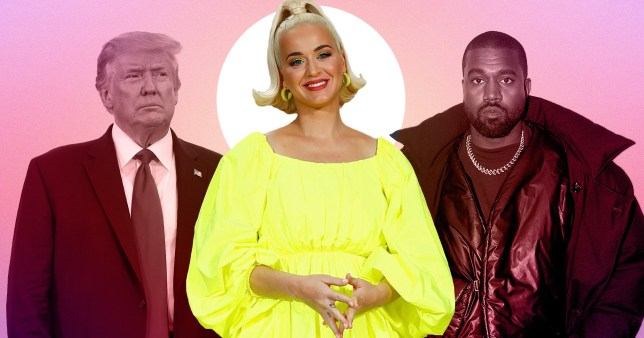 Katy Perry on Kanye West running for president