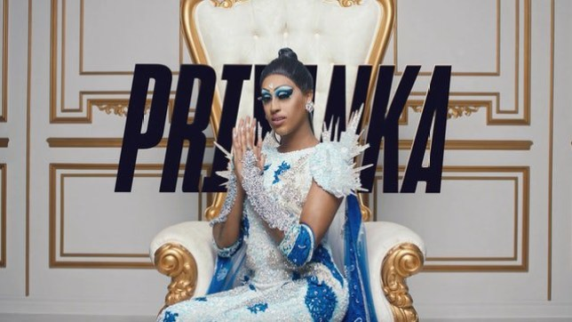 Canada's Drag Race queen Priyanka