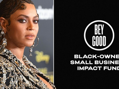 Beyonce's BeyGOOD foundation teams up with NAACP to launch grants to support black-owned businesses