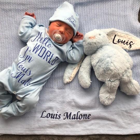 Gogglebox star Shaun Malone's son Louis