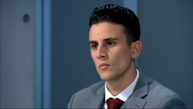 Joseph Valente on The Apprentice