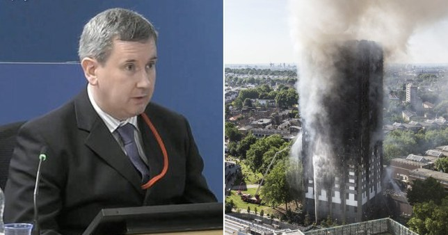 Fire consultant 'rushed' review of Grenfell refurb through in 33 minutes.