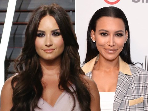 Demi Lovato praises Naya Rivera for 'being inspiration for queer girls like her' with Glee role