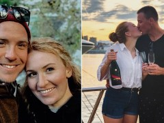 Below Deck Sailing Yacht stars Ciara Duggan and Paget Berry are engaged