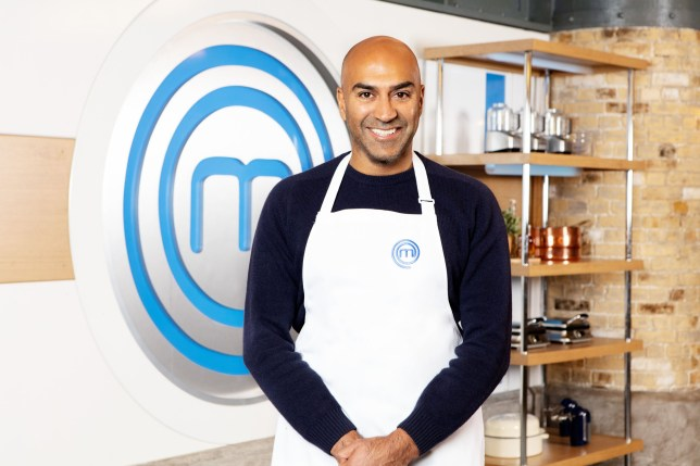 WARNING: Embargoed for publication until 00:00:01 on 25/05/2020 - Programme Name: Celebrity Masterchef S15 - TX: n/a - Episode: Press Release / Celebrity Generics (No. Press Release / Celebrity Generics) - Picture Shows: **STRICTLY EMBARGOED NOT FOR PUBLICATION UNTIL 00:01HRS ON MONDAY 25TH MAY 2020** Amar Latif - (C) Shine TV - Photographer: Production