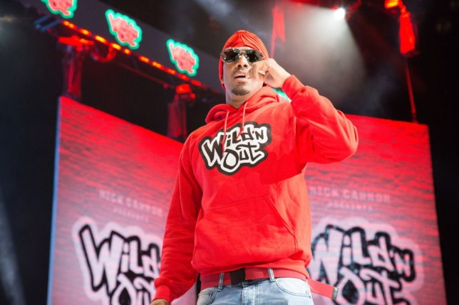 BALTIMORE, MD - SEPTEMBER 07: Nick Cannon onstage for Wild'N Out Live - Baltimore at Royal Farms Arena on September 7, 2018 in Baltimore, Maryland. (Photo by Brian Stukes/Getty Images)