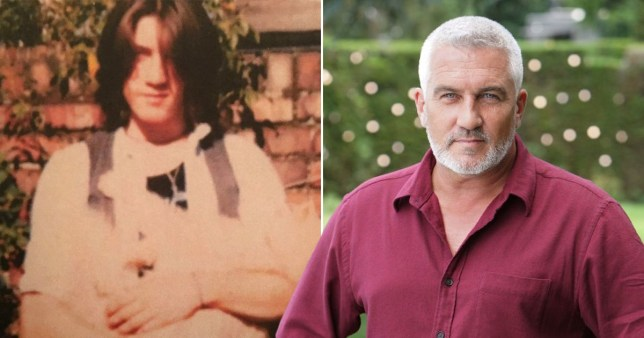 Bake Off's Paul Hollywood shares unrecognisable throwback snap Pics: Paul Hollywood/Instagram/Getty