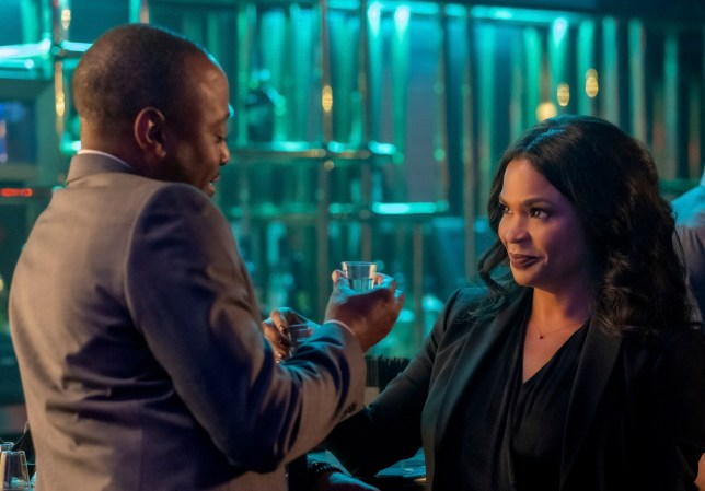 Fatal Affair on Netflix: Nia Long and Omar Epps' thriller divides ...