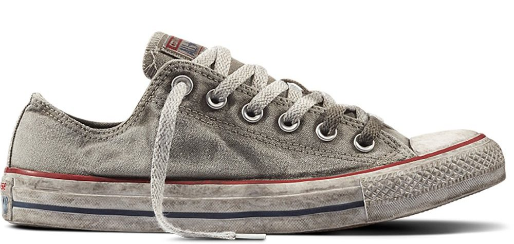 Converse sells shoes made to look dirty