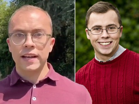 Shut up trolls, men like Joe Tracini who talk openly about suicide awareness are the heroes we need