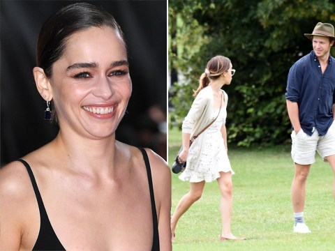 Game of Thrones star Emilia Clarke 'dating assistant director Tom Turner after bonding over dogs'