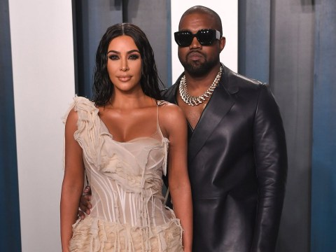Kim Kardashian reacts after Kanye West's apology for airing 'private matter'