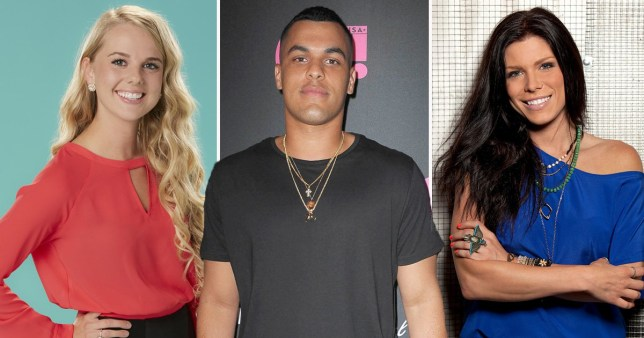 Big Brother contestants arrive in LA for Covid testing
