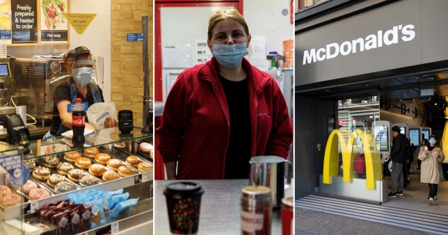 Face masks to become mandatory in takeaways