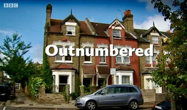 Outnumbered house