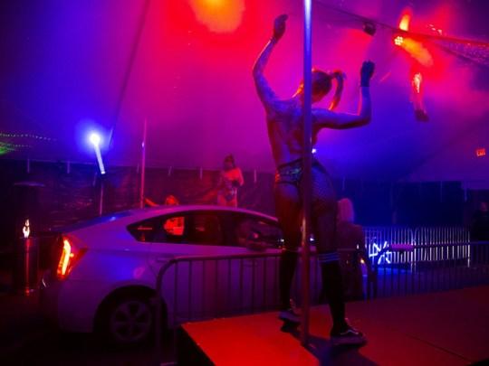 Texas' first drive-thru strip club is in Houston PRI_159115270