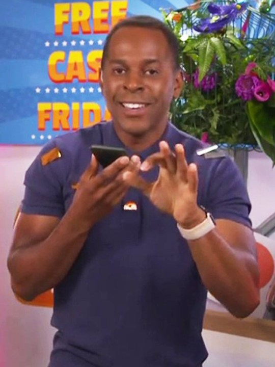 GMB: Andi Peters is turning 50 next week and fans can't believe it ITV