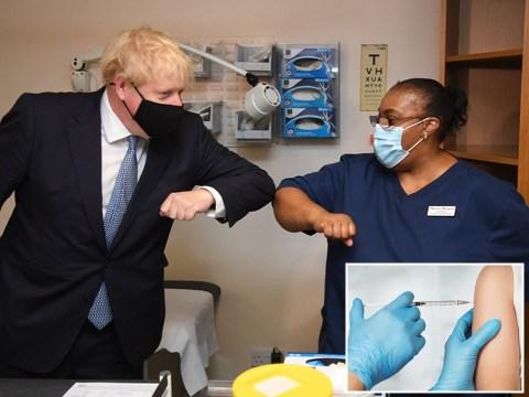 Boris Johnson calls anti-vaxxers 'nuts' as he announces 30,000,000 flu jabs