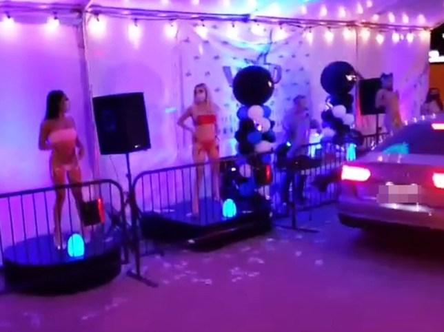 Texas' first drive-thru strip club is in Houston PRI_159137408