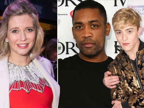 Rachel Riley apologises to Jedward for 'totally flippant' Wiley joke after rapper's allegedly anti-semitic rant