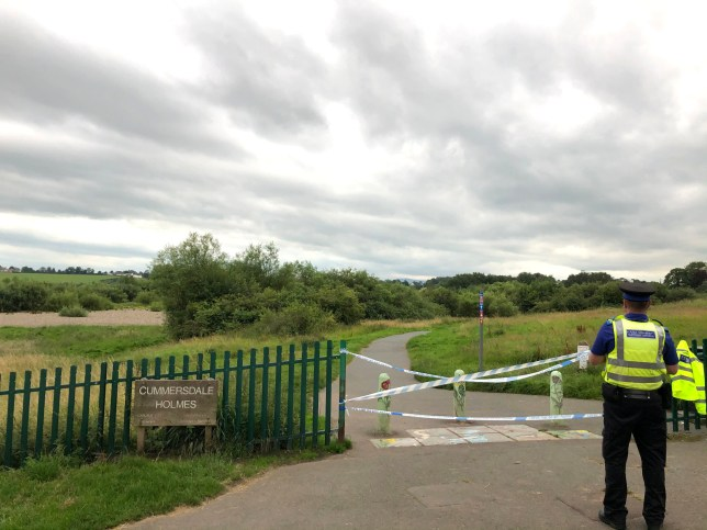 Picture: Craig McGlasson Murder investigation after body of man found in Carlisle river Murder investigation after body of man found in Carlisle river By Ted Hennessey, PA A murder investigation has been launched after the body of a man was found in a river in Carlisle. Cumbria Police were called at around 5.30am on Friday to a report of a body found in the River Caldew in the Blackwell Hall area, near Cummersdale. The body has been formally identified as Lee McKnight, 26, from Carlisle. A man aged 25 and four women aged 25, 40, 46 and 47 have been arrested on suspicion of murder and remain in police custody. Officers are looking for a Nissan pick-up truck. Assistant Chief Constable Andrew Slattery said: ???We are requesting the assistance of the public as part of our murder investigation into the death of Lee McKnight. ???A murder investigation has been launched, with a major investigation team led by Detective Superintendent David Stalker at Durranhill police station. ???The investigators need to hear from anyone including friends and associates of Lee who might have seen him or have information on his movements on the 23rd and 24th of July, particularly in the Fusehill Street area. ???Anyone who saw anything suspicious in the Blackwell Hall area during this time should make contact with the incident room. ???We are also urgently seeking a black Nissan Navara pick-up type vehicle, registration ??? DV15 TZD. Members of the public are asked not to approach the vehicle if it is sighted but to contact the police immediately. ???Anyone with information or who may have CCTV, dashcam or any other means of footage of the Nissan vehicle or Lee???s movement particularly in the Blackwell Hall area in the early hours of the 24th July, please get in touch.??? Anyone with information should contact police by calling 101 and asking for the North Cumbria Crime and Safeguarding Team, quoting incident number 36 of July 24.