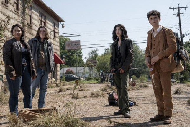 The Walking Dead: World Beyond season 2 'being written' Picture: AMC