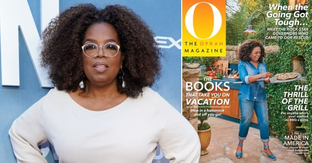 Oprah Winfrey's magazine will stop publishing in print as it becomes a 'digital brand'