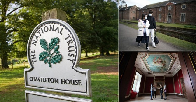 1,200 jobs to go at the National Trust - properties set to close pics: Getty