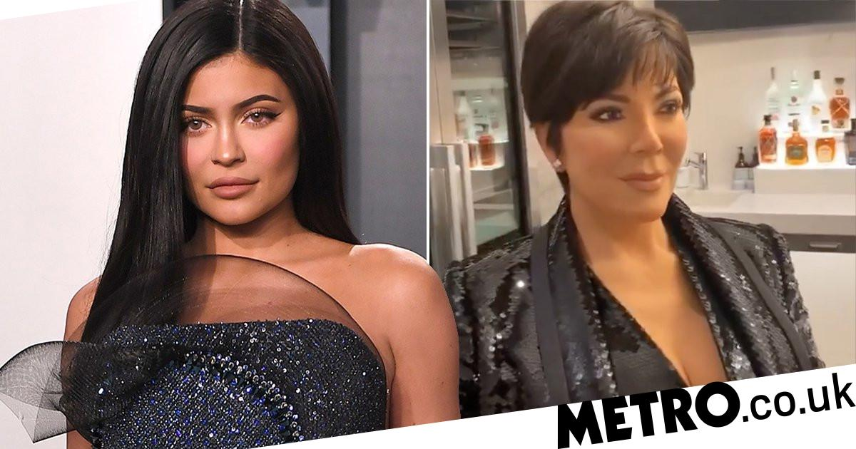 Kylie Jenner boasts waxwork of Kris Jenner is now living in her house