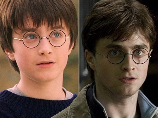 Harry Potter is 40 today