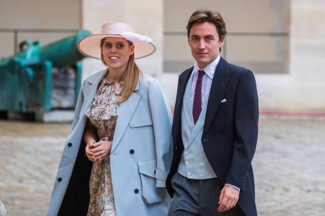 Royal Wedding 2020 Who Went To Princess Beatrice S Wedding