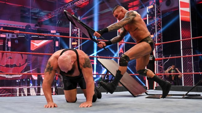 WWE superstars Randy Orton and The Big Show have unsanctioned fight on Raw in July 2020