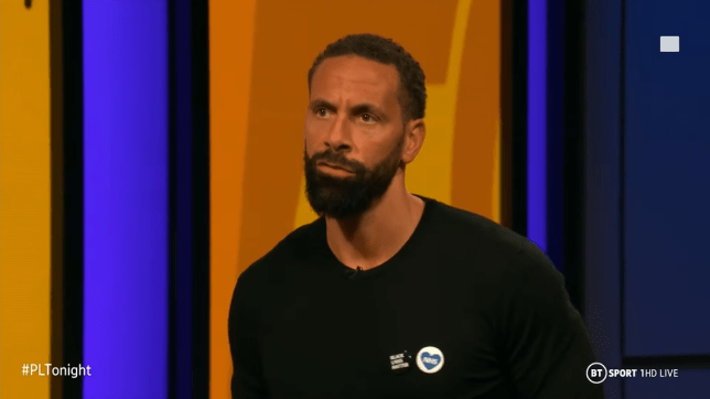 Rio Ferdinand reveals his top-four prediction ahead of final two games