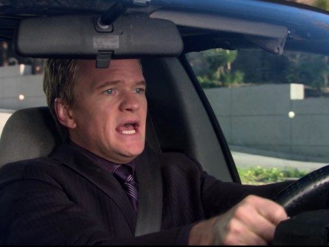 How I Met Your Mother fans spot major driving plot hole in Barney's story