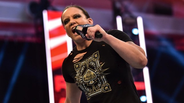 WWE superstar Shayna Baszler returns to Monday Night Raw in July 2020