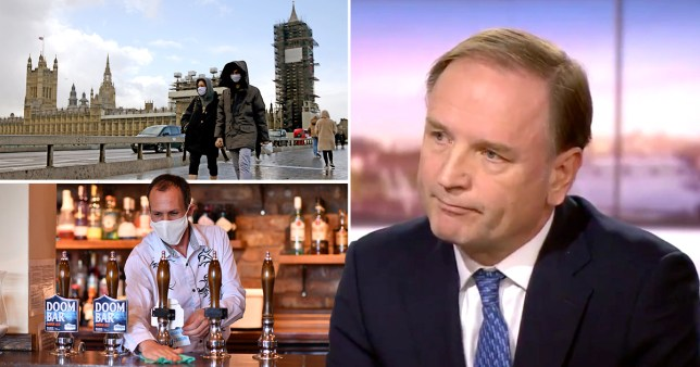 Sir Simon Stevens said it was 'entirely possible' there could be a second wave